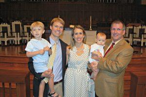 Bignon baptism