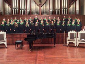 Chancel Choir 2014 - 1