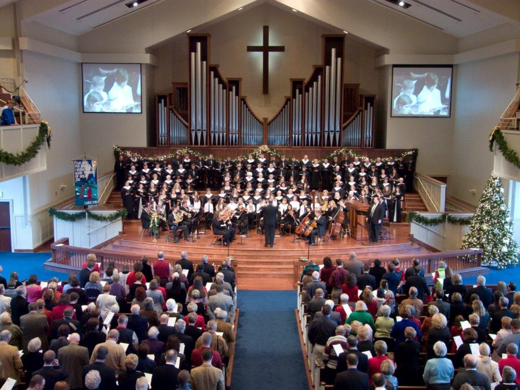 Cumming First United Methodist Church 187 Services