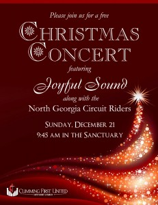 JoyfulSound_ChristmasConcert_flyer