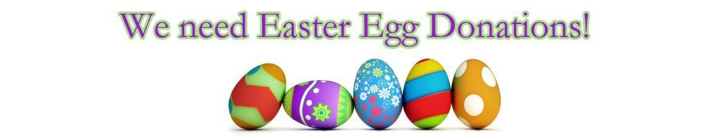 Donate Easter Eggs