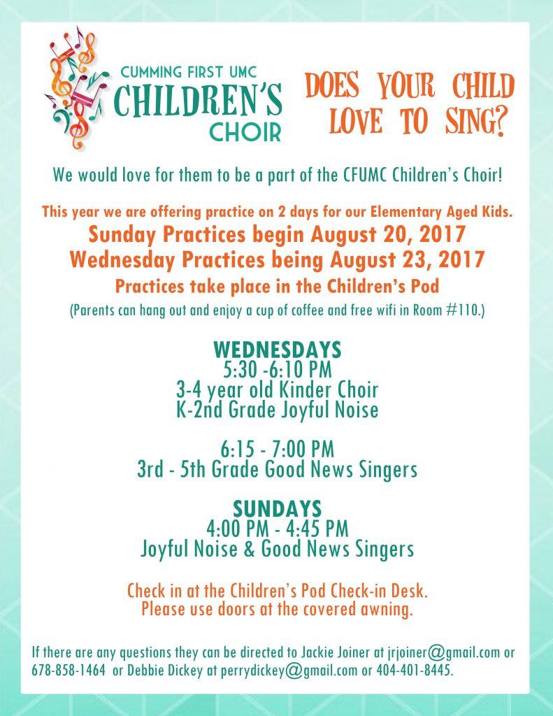 Children's Choir Flyer_forWeb