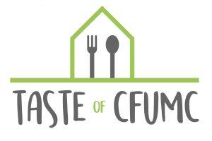 A Taste of CFUMC_logo