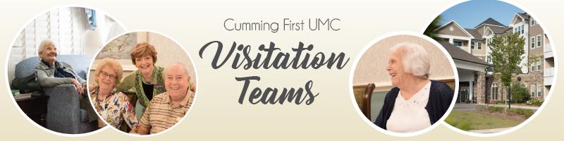 CFUMC Visitation Teams Banner