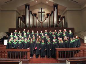 Chancel Choir 2017