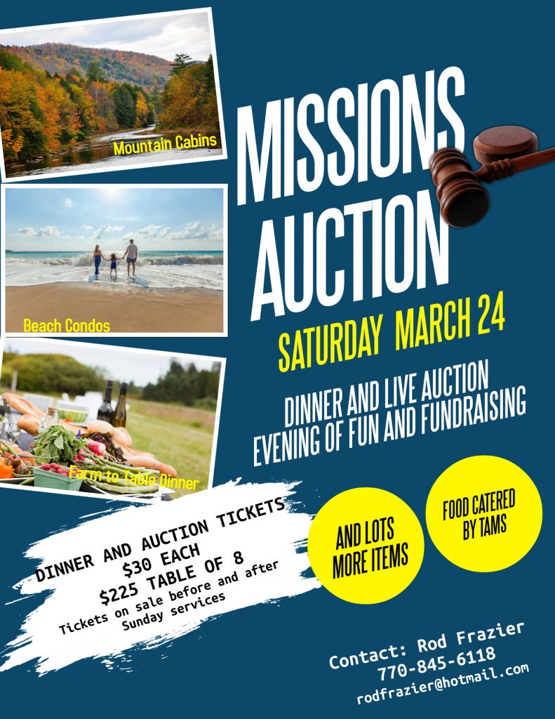 cfumc auction poster web